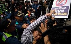 Hàn Quốc nỗ lực chặn các hoạt động chống phá Triều Tiên
