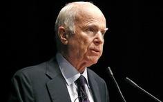 Di chúc của McCain: Không mời ông Trump dự đám tang