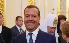 Thủ tướng Medvedev lại được đề cử làm thủ tướng Nga
