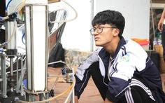 Phỏng vấn lần 3, nam sinh Nghệ An đã được cấp visa đi thi