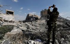 Pháp lại dọa tấn công Syria lần nữa