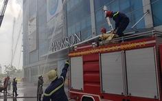 Diễn tập phòng cháy chữa cháy và cứu nạn cứu hộ tại  C.T Plaza Trường Sơn