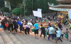 Yêu cầu chư tăng chùa Hương rút kinh nghiệm vì để dân tranh lộc