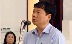 Phiên tòa ông Đinh La Thăng nghỉ sớm chờ triệu tập 'người quan trọng'