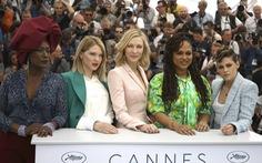 Cannes 2018 ngày đầu tiên qua ảnh: Nỗ lực đề cao phụ nữ