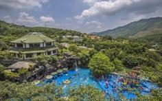 Công viên Suối khoáng nóng Núi Thần Tài - điểm du lịch 'hot' mùa hè