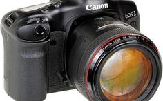 Canon ngừng bán hoàn toàn máy ảnh chụp phim