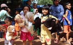 Ngày 1-6 ý nghĩa của 80 trẻ ở bãi rác trên đảo Phú Quốc