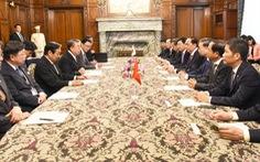 Chủ tịch nước đề nghị Hạ viện Nhật ủng hộ hỗ trợ ODA cho Việt Nam