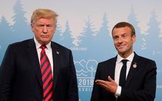 Ông Trump bất ngờ tuyên bố không công nhận tuyên bố chung G7