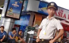 Làm rõ có hay không việc nhân viên an ninh hàng không tiêu cực