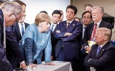 Khẩu chiến G7 giữa Mỹ và các đồng minh lớn