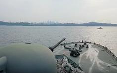 Không quân, hải quân sẵn sàng trước giờ G thượng đỉnh Mỹ - Triều