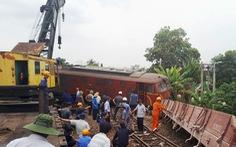 Liên tục tai nạn, lãnh đạo ngành đường sắt bị 'phê bình nghiêm khắc'