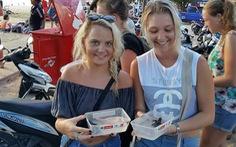 Đi Sri Lanka, Indonesia học bảo tồn rùa biển