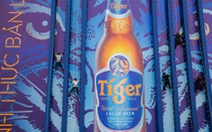 """Bức tường Tiger 2018 sắp """"bùng nổ"""" tại quảng trường Trung tâm Quy Nhơn"""