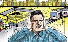 5 nỗi khổ chỉ người dân đô thị lớn mới hiểu