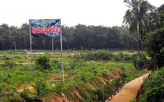Giao dịch đất đai giảm sau 'cơn sốt', tranh chấp khiếu kiện tăng