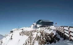 Bảo tàng James Bond trên núi Alps - bối cảnh phim Spectre