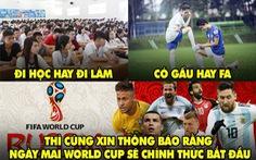 Fan Việt sẵn sàng một mùa hè ăn - ngủ cùng bóng đá