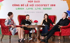 Nicole Scherzinger sánh cùng Luis Fonsi khuấy động Cocofest 2018