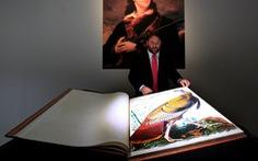 Quyển sách đẹp nhất thế giới về chim Mỹ bán gần 10 triệu USD