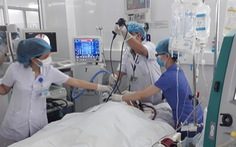 Kỳ tích cứu sống bệnh nhân ngưng tim 1 tiếng