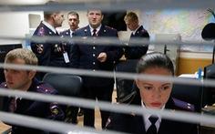 Nga chỉ thị cảnh sát 'chỉ đăng tin tốt' trong mùa World Cup 2018