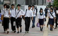 Nhật Bản sửa Luật dân sự, hạ độ tuổi người trưởng thành