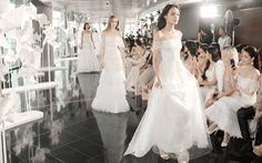 Chung Thanh Phong diễn thời trang ở tòa nhà cao nhất Việt Nam