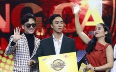 Ali Hoàng Dương giành nhất tuần 10 Nhạc hội song ca với Đường cong