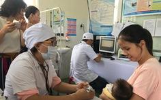 Tiêm văcxin sởi - rubella miễn phí cho trẻ 1-4 tuổi ở 6 tỉnh thành