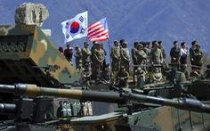 Mỹ - Hàn chính thức tuyên bố dừng tập trận chung