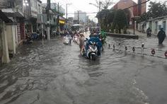 Sài Gòn giờ mưa lớn không ngập mới lạ