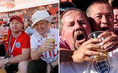 World Cup 2018 làm thủ đô Nga khủng hoảng vì… thiếu bia
