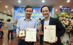 'Đường đi của cát Việt' của Tuổi Trẻ nhận Giải A Báo chí Quốc gia