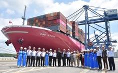 Đón tàu trọng tải 139.500 tấn thế hệ mới trên thế giới
