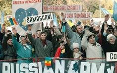 Liên hiệp quốc phê chuẩn nghị quyết kêu gọi Nga rút quân khỏi Moldova