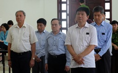 Nói lời sau cùng, ông Đinh La Thăng vẫn khẳng định không có tội