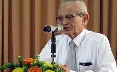 Cố giáo sư Phan Huy Lê, bậc thầy đổi mới nghiên cứu lịch sử