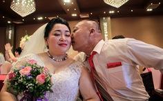 'Giấc mơ có thật' của 39 cặp đôi khuyết tật
