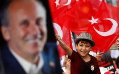Sắc màu bầu cử Thổ Nhĩ Kỳ