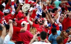 Văn hóa của cổ động viên Panama xứng đáng được khen ở World Cup