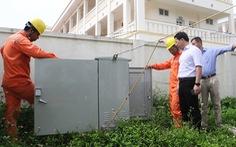 Sử dụng máy phát điện phục vụ sĩ tử thi THPT quốc gia tại Cô Tô