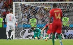 De Gea vẫn chưa một lần cứu thua tại World Cup