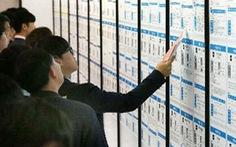 Hàn Quốc: Tỷ lệ thất nghiệp ở người có trình độ cao tăng mạnh