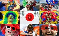 Khán đài World Cup: Sàn diễn thời trang lớn nhất thế giới