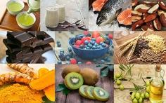 Những thực phẩm giúp làn da đẹp