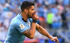 Bảng xếp hạng bảng A World Cup 2018: Uruguay chiếm ngôi đầu của Nga