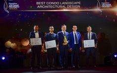 MIKGroup chiến thắng tại PropertyGuru Vietnam Property Awards 2018